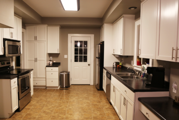 Refinished Cabinets Primetime Painters